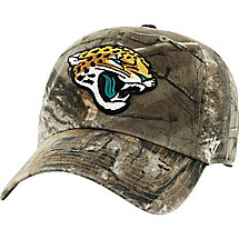 Jacksonville Jaguars Realtree Camo Clean Up Cap at Legendary Whitetails