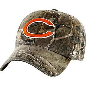 NFL Realtree Clean Up Cap