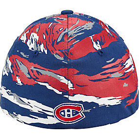 Montreal NHL Team Camo Cap