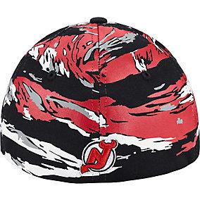New Jersey NHL Team Camo Cap