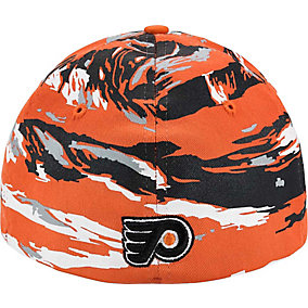 Philadelphia NHL Team Camo Cap