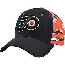 Philadelphia Flyers NHL Team Camo Cap at Legendary Whitetails