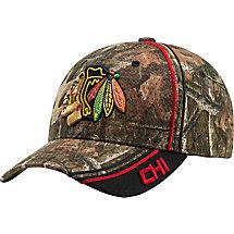 Chicago Blackhawks Mossy Oak Camo NHL Slash Cap at Legendary Whitetails