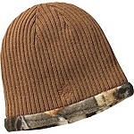 Mens Trophy Buck Reversible Knit Hat