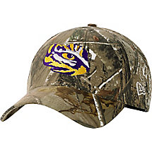 Louisiana State Tigers Realtree Collegiate Cap at Legendary Whitetails