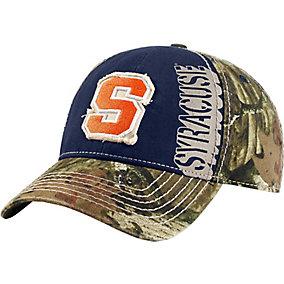Syracuse Camo Captain Collegiate Cap