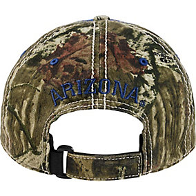 Camo Captain Collegiate Cap