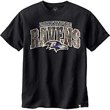 Baltimore Ravens Realtree Camo Flanker T-Shirt at Legendary Whitetails