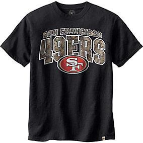 San Francisco Flanker NFL S/S Tee