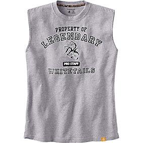 Sleeveless Pro Staff T-Shirt