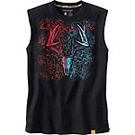 Dare Devil Sleeveless Tee