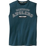 Mens Anglers Pro Staff Sleeveless Tee