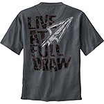 Live at Full Draw Short Sleeve Tee