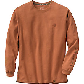 Mens Typical Long Sleeve Tee