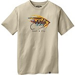 Mens Cast A Fly Tee