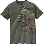 Mens Bigger Boat Tee