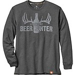 Legendary Beer Hunter Long Sleeve Tee