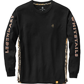 Non-Typical Gold Long Sleeve Tee