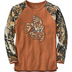 Mens Outfitter Long Sleeve Tee