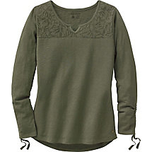 Ladies Shed Hunter Long Sleeve Shirt at Legendary Whitetails