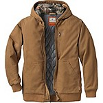 Mens Coppersmith Canvas Jacket