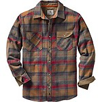 Mens Harbor Heavy Weight Woven Shirt