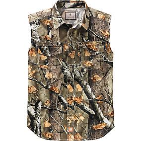 Mens Countryboy Blowout Cutoff Shirt