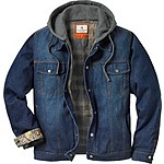 Hideout Conceal and Carry Denim Jacket