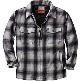 The Outdoorsman Buffalo Jacket