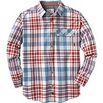 Mens Fireside Plaid