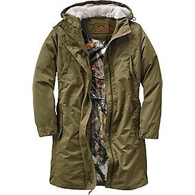 2 in 1 Battalion Trench Coat