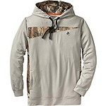 Mens Crosscut Performance Hoodie