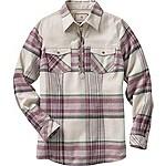 Ladies Delta Flannel Shirt