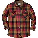 Mens Lumberyard L/S Button Down Shirt