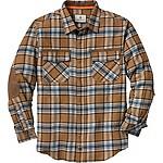 Mens Back 40 Reinforced Flannel