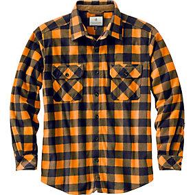 Mens Navigator Fleece Button Down Shirt