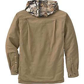 Voyager Hooded Shirt Jacket