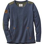 Ladies Journeys End Pullover