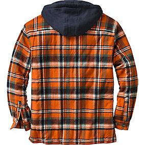 Maplewood Hooded Shirt Jacket