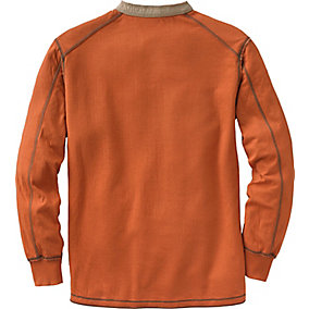 Mens Fully Charged Henley