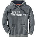 Mens Legendary Life Hoodie