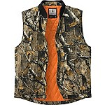 Mens Canvas Cross Trail Vest