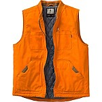 Mens Canvas Cross Trail Vest