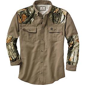 Gods Country Camo Camp Shirt