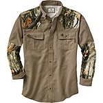 Gods Country Camo Camp Shirt