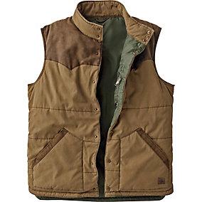 Longhorn Ranchers Vest