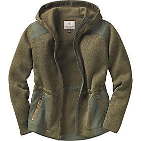 Ladies Camp Fire Full Zip Sweater Fleece