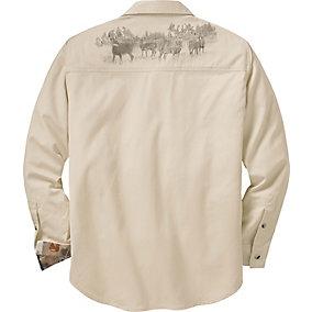 Mens Legends Twill Shirt