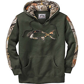 Ladies Gods Country Outfitter Hoodie