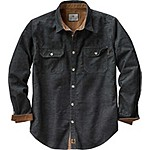 Canyon Ridge Corduroy Shirt